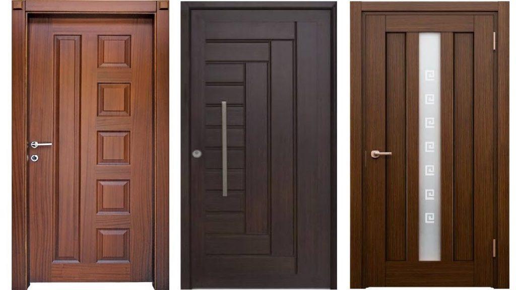 Renkli Amerikan Panel Ahşap Kapı Modeli ve Fiyatı
