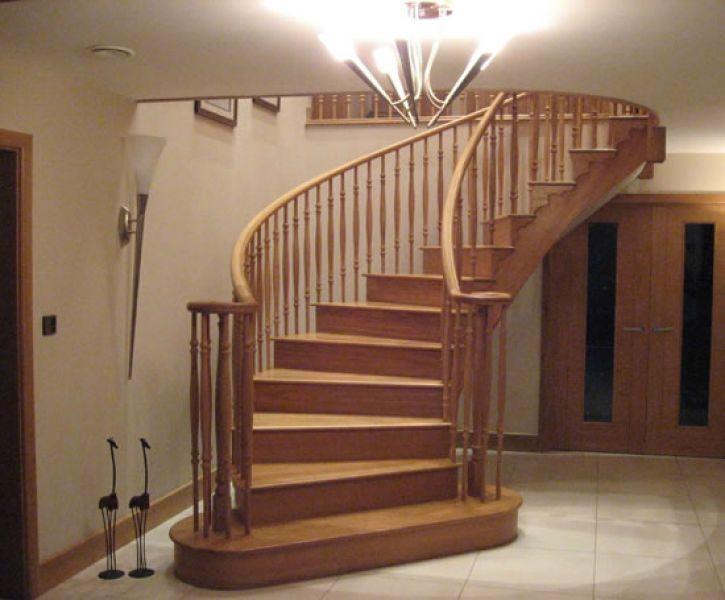 Rize Ahşap Merdiven